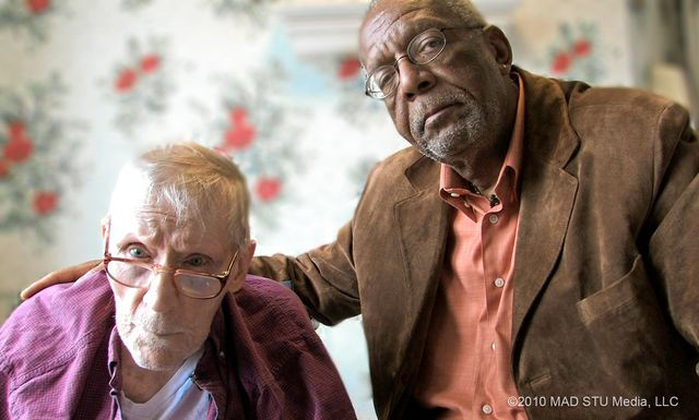 For Gay Seniors, Silence is Not Golden